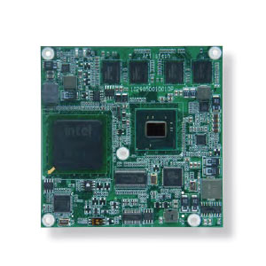Модуль COM Express (Type 6) на базе Intel Intel Sandy Bridge Gen. II Core/ Celeron, от -20°C до +70°C